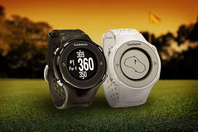Garmin Approach S4-GPS Golf Watch